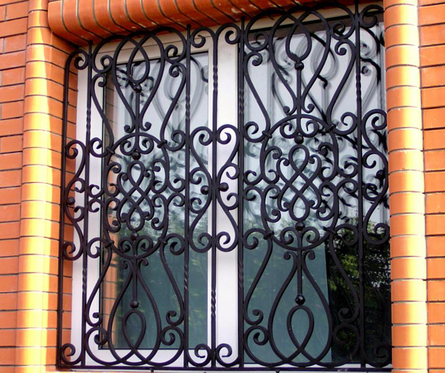 Решетки на окна в перми цены
